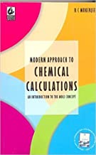 MODERN APPROACH TO CHEMICAL CALCULATIONS BY RC MUKERJEE FOR ENGINEERING ENTRANCE EXAM