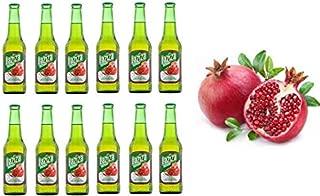 Laziza Pomegranate Flavor Malt Beverage