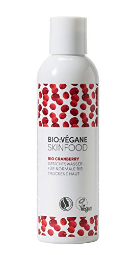 Bio:Végane - Bio Cranberry Face Toner for normal to dry skin