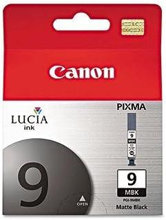 Canon PGI9MBK (PGI-9) Lucia Ink Tank, Matte Black