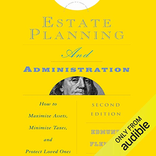 Estate Planning and Administration cover art