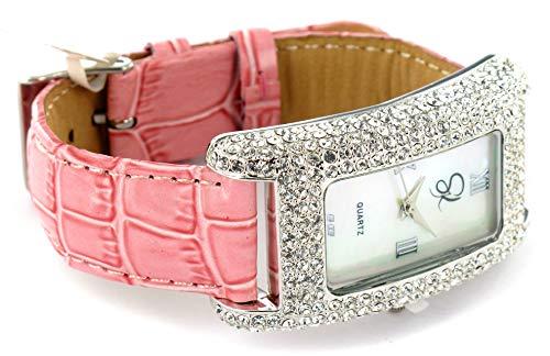 Armbanduhr Celsia aus 925 Sterli...