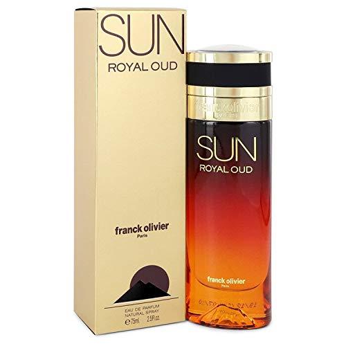 2.5 oz Eau De Parfum Ranking Dallas Mall TOP12 Oud Spray Sun By Royal
