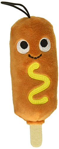 corn dog plush toy
