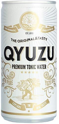 Qyuzu - Premium Tonic Water - 200ml inkl. Pfand