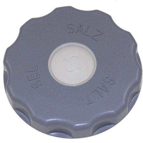 Bouchon de bac à sel - Lave-vaisselle - WHIRLPOOL, BAUKNECHT, LADEN, IGNIS, IKEA WHIRLPOOL, KITCHENAID