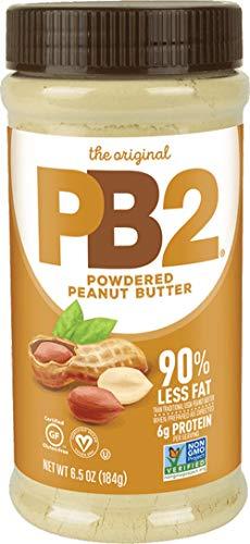 Bell Plantation PB2 Peanut Butter (Powdered), 1er Pack (1 x 184 g)