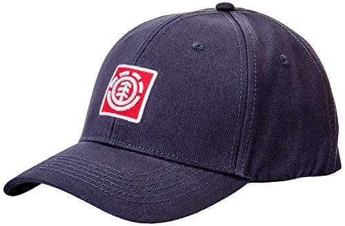 Element Treelogo Trucker Cap for Men Truckerkappe Männer U Blau, Eclipse Navy, einheitsgröße