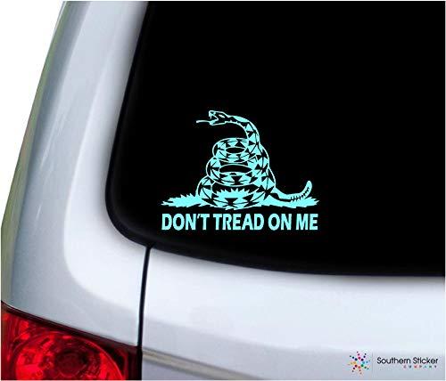 Southern Sticker Company Don't Tread on me Snake...