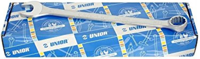 Unior 120 1CB Ringgabelschlüssel-Set, Ringgabelschlüssel-Set, Ringgabelschlüssel-Set, lange Ausführung im Karton, 8-22 10 zoll B074CR8CZP   Erlesene Materialien  257648