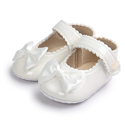 Infant White Dress Shoes