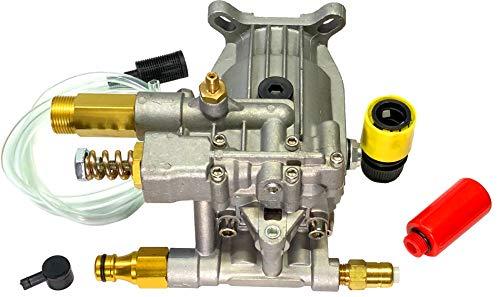 Hochdruckpumpe für Benzinhochdruckreiniger max. 220 bar - Ersatzpumpe Benzin Hochdruckreiniger Hochdruckpumpe
