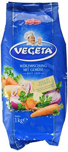 Vegeta Gewürzmischung, 1er Pack (1 x 1 kg)