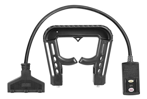PROTOCOL Equipment 92779 Miter Saw Stand Handle and GFCI Electrical Outlet Kit