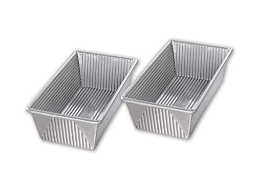 USA Pan Loaf Pan set 1 Lb, 1 Pound