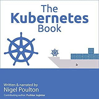 The Kubernetes Book audiobook cover art