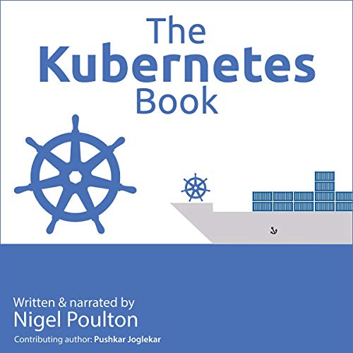 The Kubernetes Book cover art