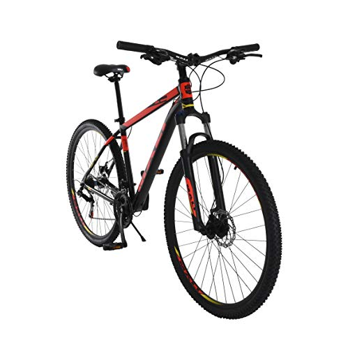 Vilano ASPIS 29er Mountain Bike 21 Speed MTB with 29-Inch Wheels