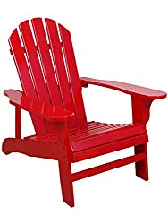 Pine Wooden Adirondack Chairs