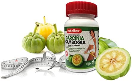 Esbeltex Garcinia Cambogia Capsules Advanced Garcinia Cambogia Formula for Weight Loss Support product image