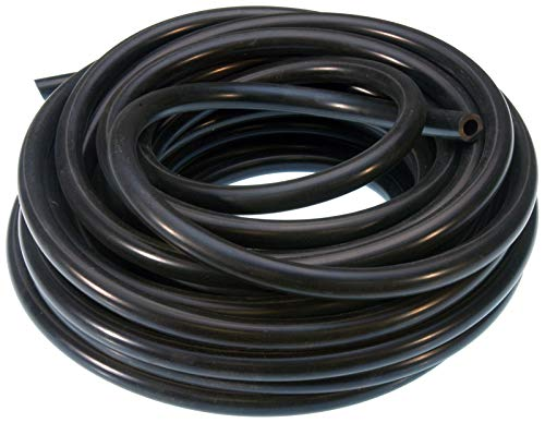 "Gates 27042 Windshield Washer/Vacuum Hose-50' Length, Inner Diameter 5/32"""