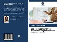 Das Management von modernen Organisationen: Eine Perspektive zum Verstehen