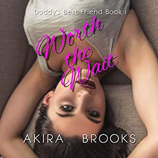 Worth the Wait audiobook cover art