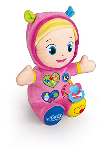 Clementoni - Lola Puppe, Mehrfarbig, 55390