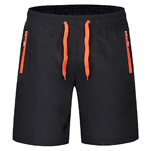 Pantalones casuales para hombre, ropa al aire libre, pantalones de playa, pantalones cortos de verano, pantalones cortos para hombre