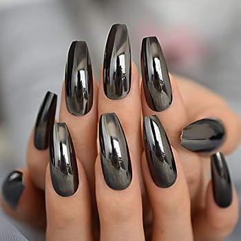 Best metallic coffin nails Reviews