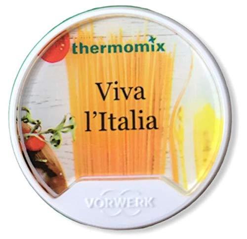 TM5 Original Vorwerk Thermomix receta chip de receta Viva l Italia Italia cocina italiana