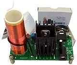 AUMED Mini Musik Tesla Coil Plasma Lautsprecher Wireless Transmission Kit DIY 15W