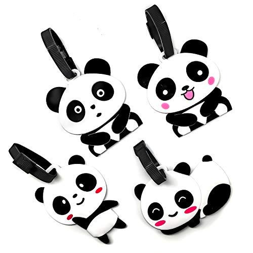 Etiqueta Para Equipaje Panda  marca starsea