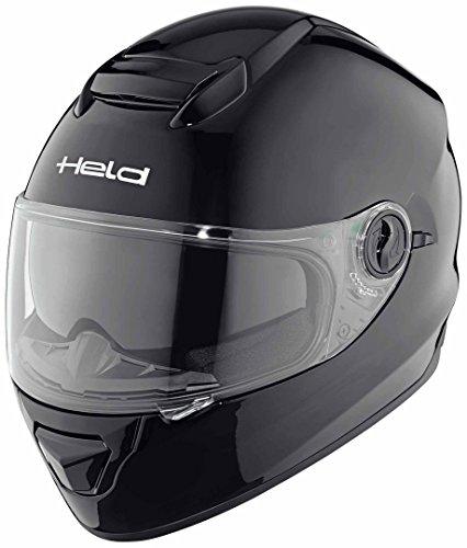 Held Katana Motorradhelm, Farbe schwarz, Größe XXL