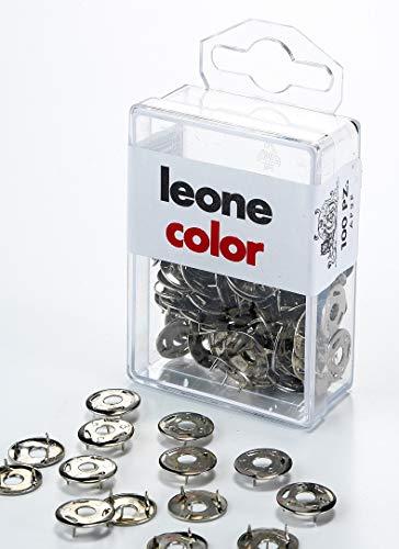 100 Puntine da disegno a tre punte Leone Dell'Era - Scatola appendibile Leonecolor - Made in Italy