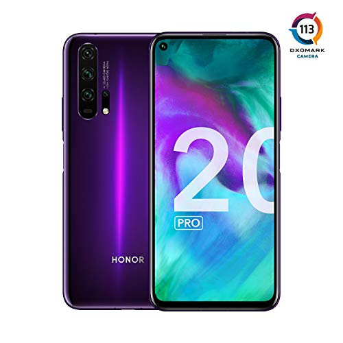 Huawei Honor 20 Pro 8gb/256gb Negro Púrpura (Phantom Black) Dual Sim