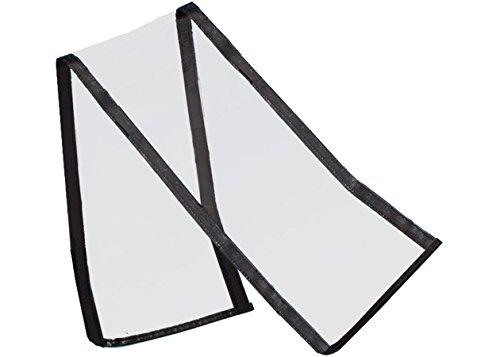GenTent 10k - Clear Vinyl Electrical Panel Apron Accessory