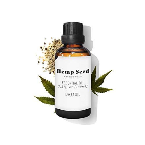 'Aceite esencial semilla de ca amo CBD 100ml puro BIO 100% natural ecol gico aromaterapia humidificador'