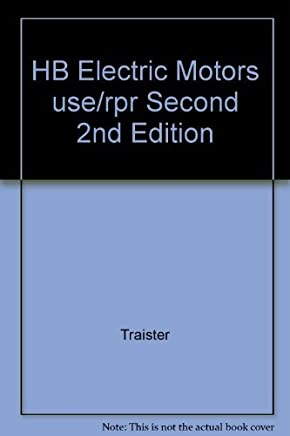 HB Electric Motors use/rpr Second 2nd Edition