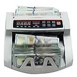 CHUXJ Contador Dinero con UV, Magnética detección de Billetes...