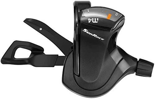 SunRace Dlm4033v - Ajustador de pulgar izquierdo, color negro