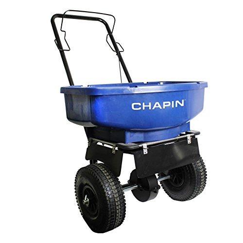 CHAPIN R E 81008A 80LB Residential Salt Spreader,...