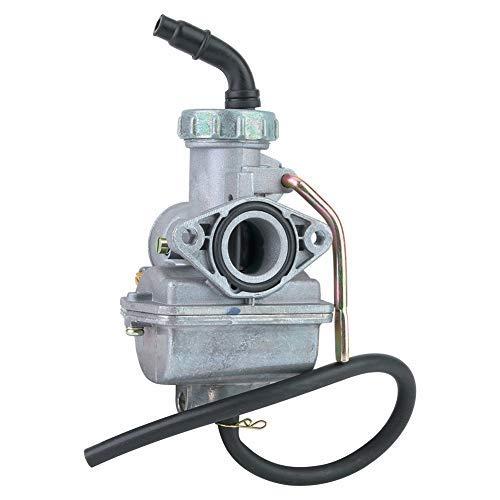 NBKing Aluminum Alloy Carburetor Carb Replacement for ATV 50cc 70cc 90cc 110cc 125cc135cc with 4 Stroke Engine