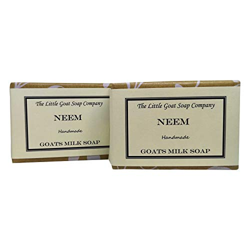The Little Goat Soap Company Neem geitenmelkzeep