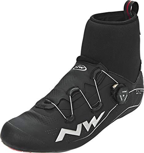 Northwave Flash GTX Winter Rennrad Fahrrad Schuhe schwarz 2020: Größe: 45
