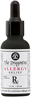 Dragontree Relief and Support Series - Natural Herbal Supplement - Relieve Your Allergies* with This Effective Remedy - Satisfaction Guaranteed (Allergy Relief)
