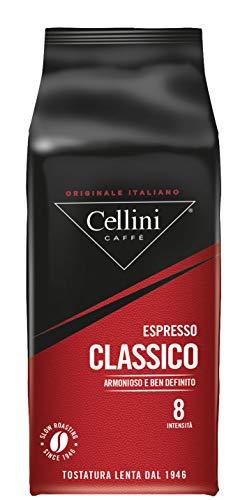Cellini Classico Ganze Bohne, 1000 g, 1er Pack (1 x 1 kg)