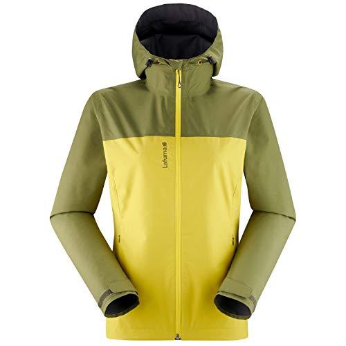 Lafuma - Shift GTX JKT W - Giacca Hardshell Donna - Membrana Gore-Tex Impermeabile e Anti-vento - Hiking, Trekking, Tutti i giorni - Giallo Verde