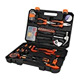 Shoze 82PCS Hardware Hand Tool Kit Set Household Car Wrench Repair Daily Maintenance