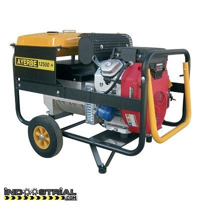 Ayerbe generadores motor - Generador movil ay12500htx honda